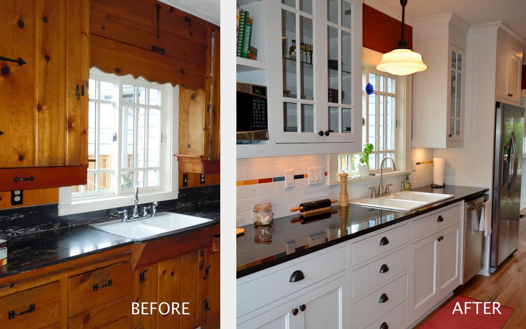 Renovation Loan kitchen remodel